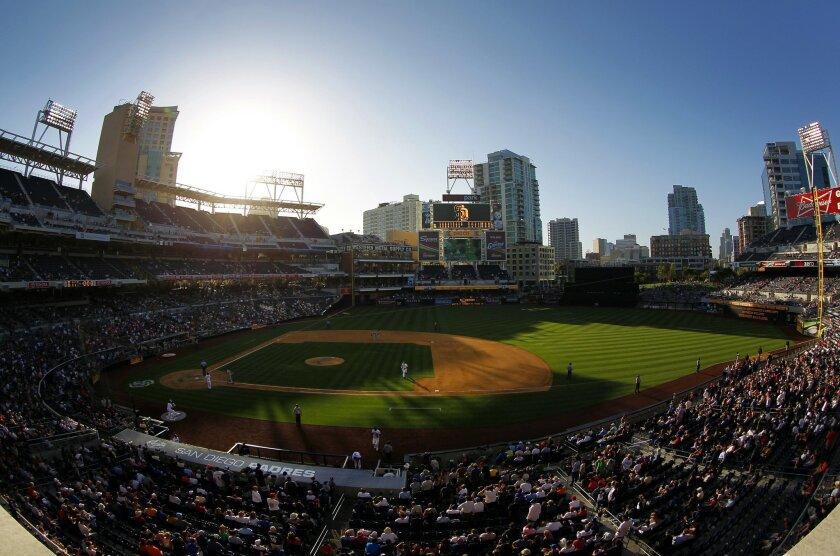 Giants-Padres 6/6/12