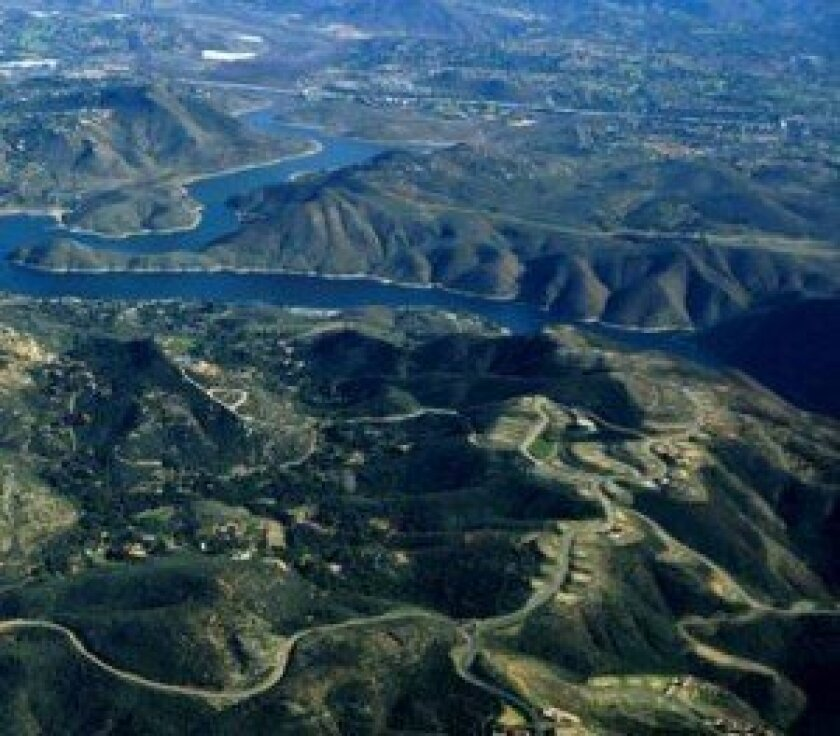 An aerial shot of Cielo. Courtesy photo