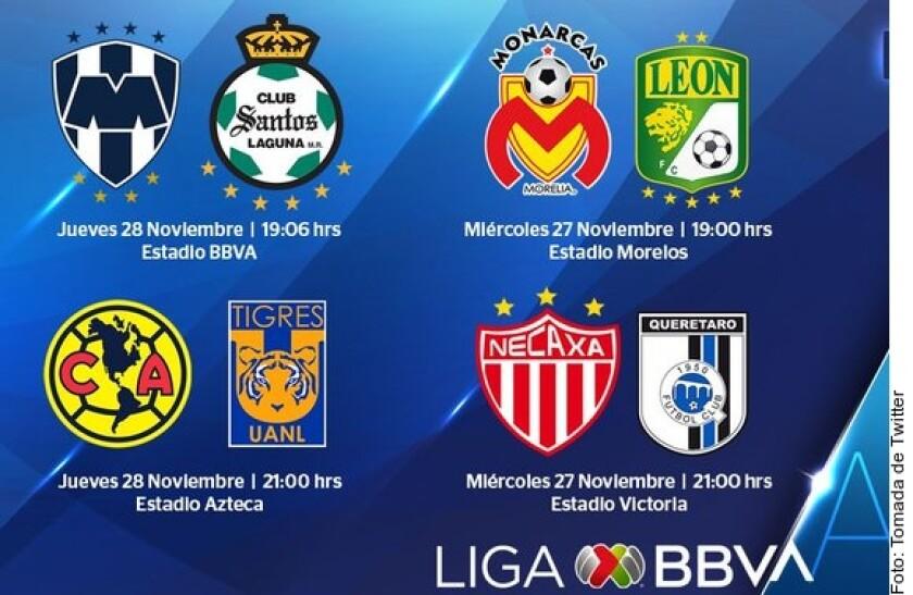 liga mx liguilla 2020