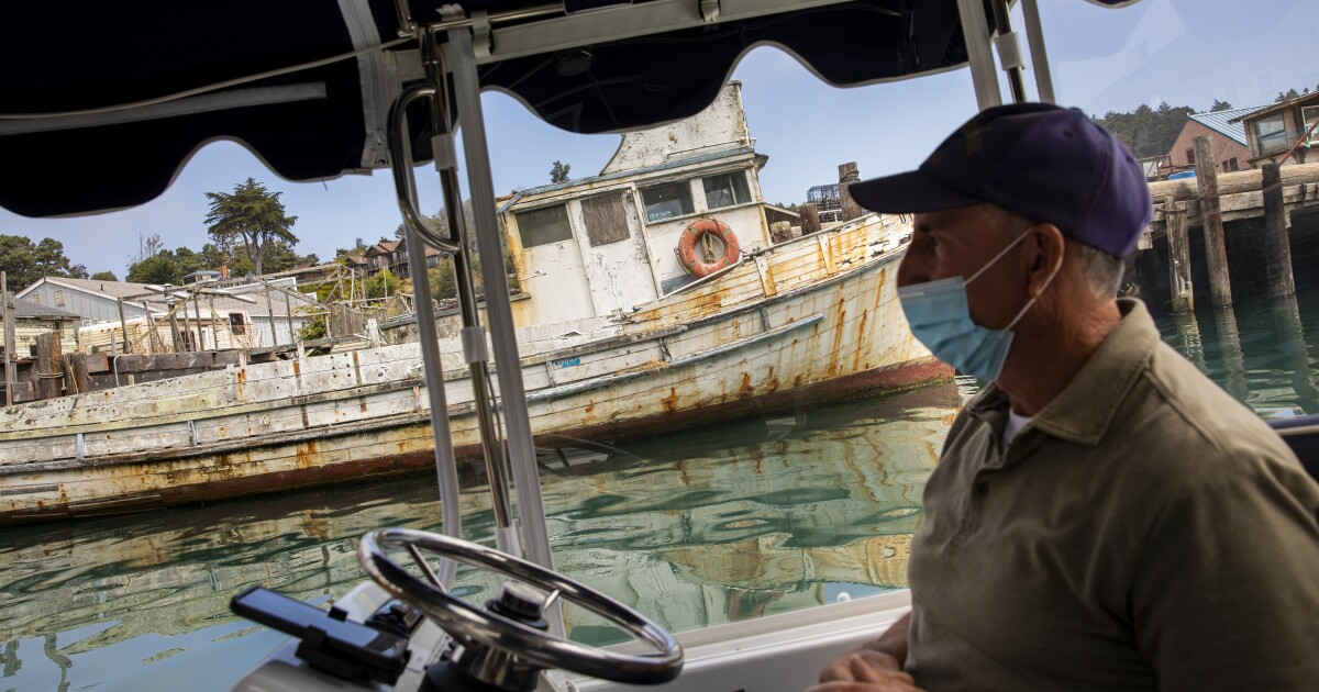 The ballad of Captain Dan: A California fisherman sailing the choppy waters of climate change