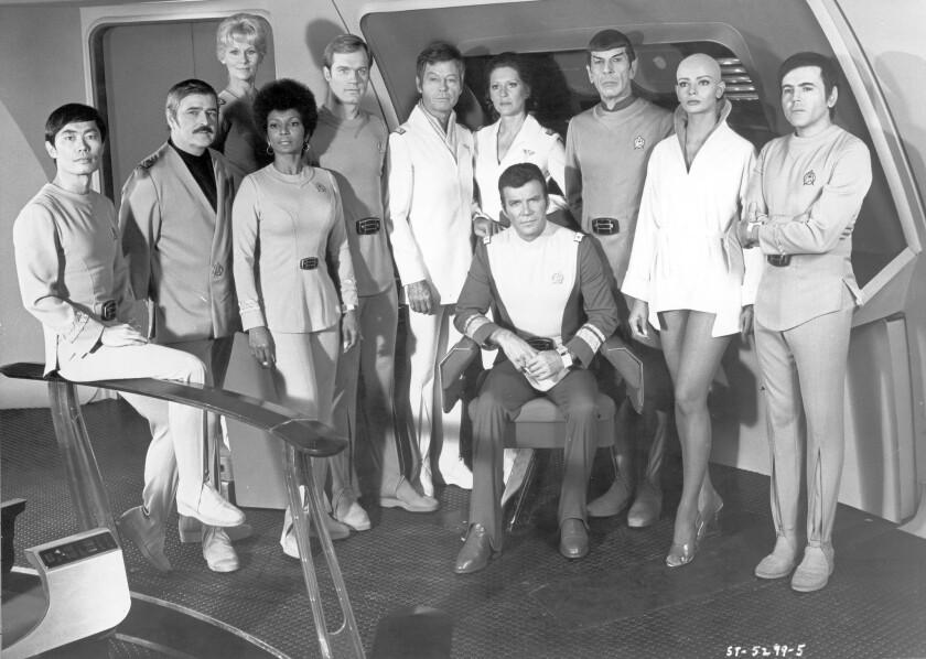 'Star Trek: The Motion Picture' Cast