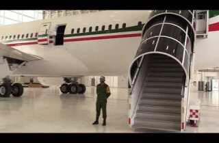 Así es el avión que no tenía 'ni Obama' y que López Obrador quiere vender