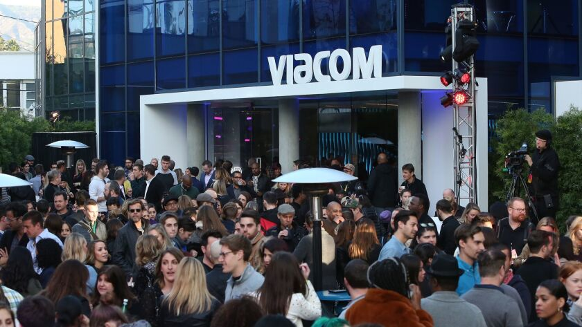 Viacom Hollywood Office Grand Opening