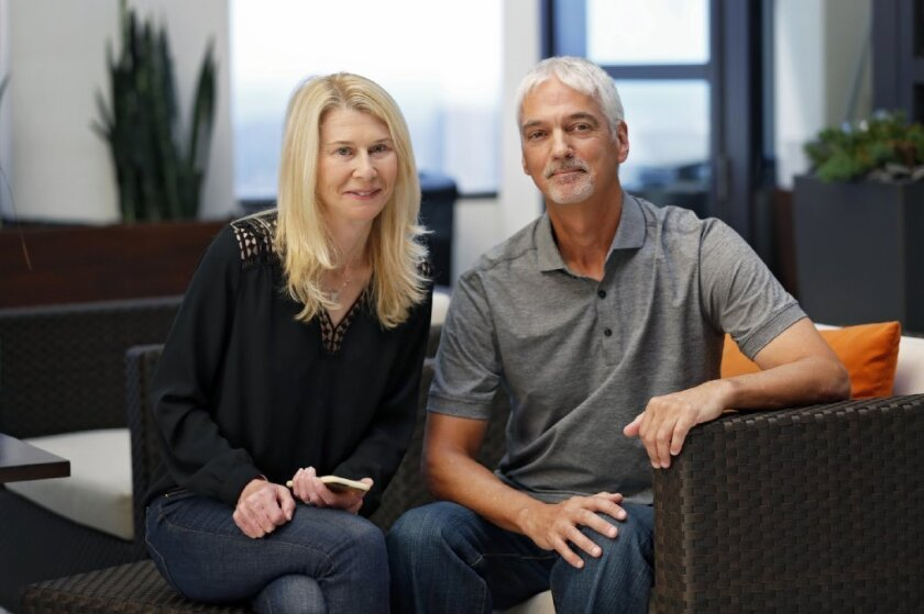 Fhoosh co-founders Linda Eigner and Eric Tobias aim to make encryption easier and faster so even if a breach occurs, cyber criminals get data dust instead of data diamonds.