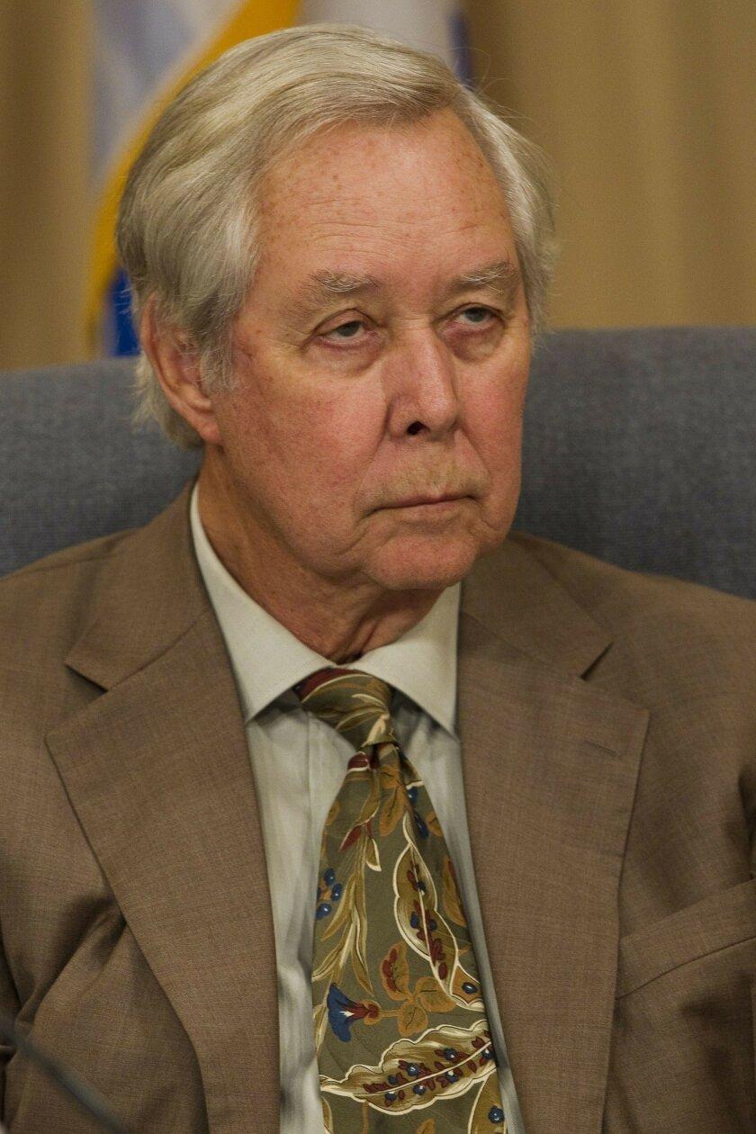 Del Mar Mayor Carl Hilliard