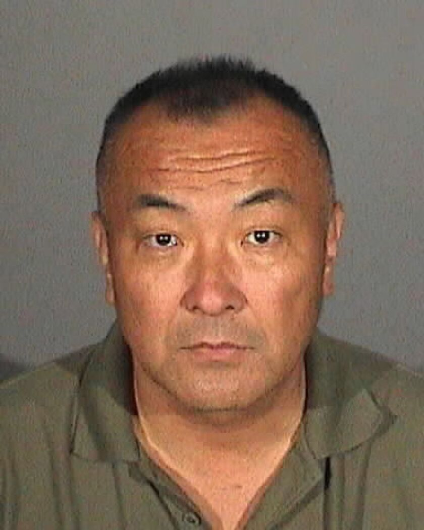 Joseph Kikuchi, 56, a former basketball coach at Mark Keppel High School in Alhambra, was charged Thursday with multiple counts of sexual abuse against a minor.