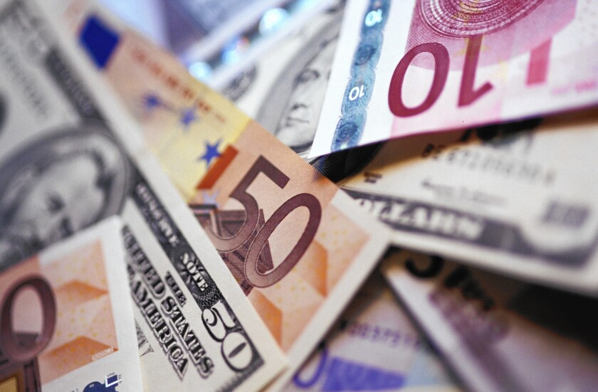 On the Spot: Euros or dollars? The wrong choice will cost