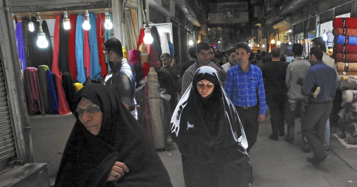 White marriage a growing trend for young couples in Iran