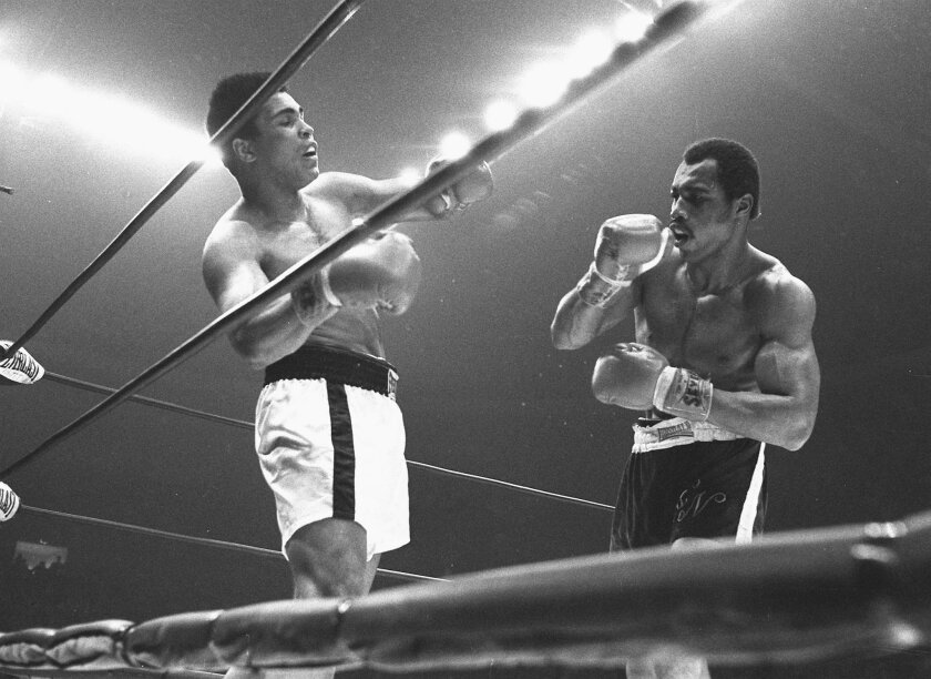 Muhammad Ali came to San Diego not knowing much about Ken Norton. By the end of 12 rounds, Ali knew more than he wanted. Ali lost a split decision and had to be taken to a hospital for surgery on his broken jaw. Ali would later beat Norton twice, but neither fight was a walk in the park. San Diego