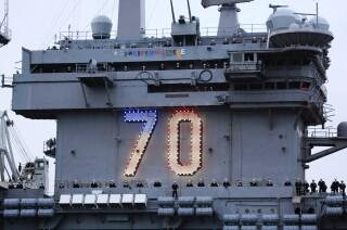 Navy's Third Fleet splashes through the South China Sea