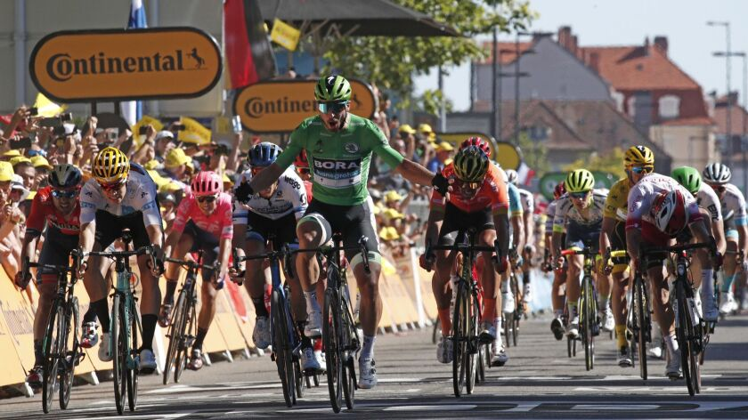 Tour de France 2019 - 5th stage, Colmar - 10 Jul 2019