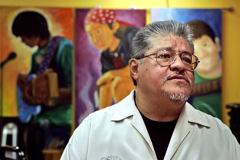 "Luis J. Rodriguez published his memoir ""Always Running: L.A. Vida Loca, Gang Days in L.A."" in 1993."