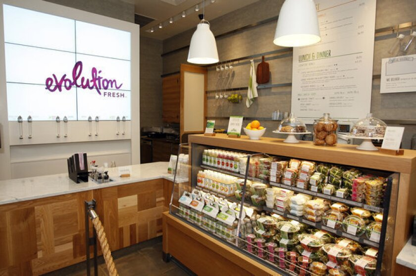 Starbucks on Friday opened its second Evolution Fresh juice store in Seattle. The company also has a store planned for San Francisco.
