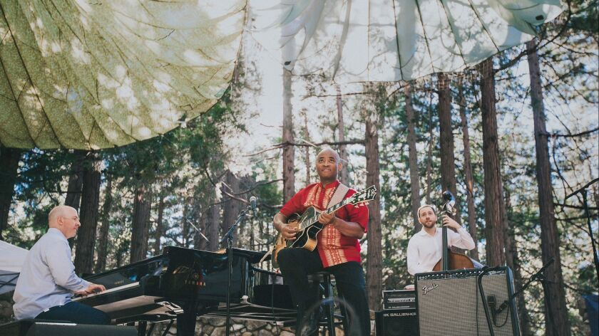A number of jazz, blues, and R&B performers will pay at the 25th annual Jazz in the Pines on Aug. 11 and 12 in Idyllwild.
