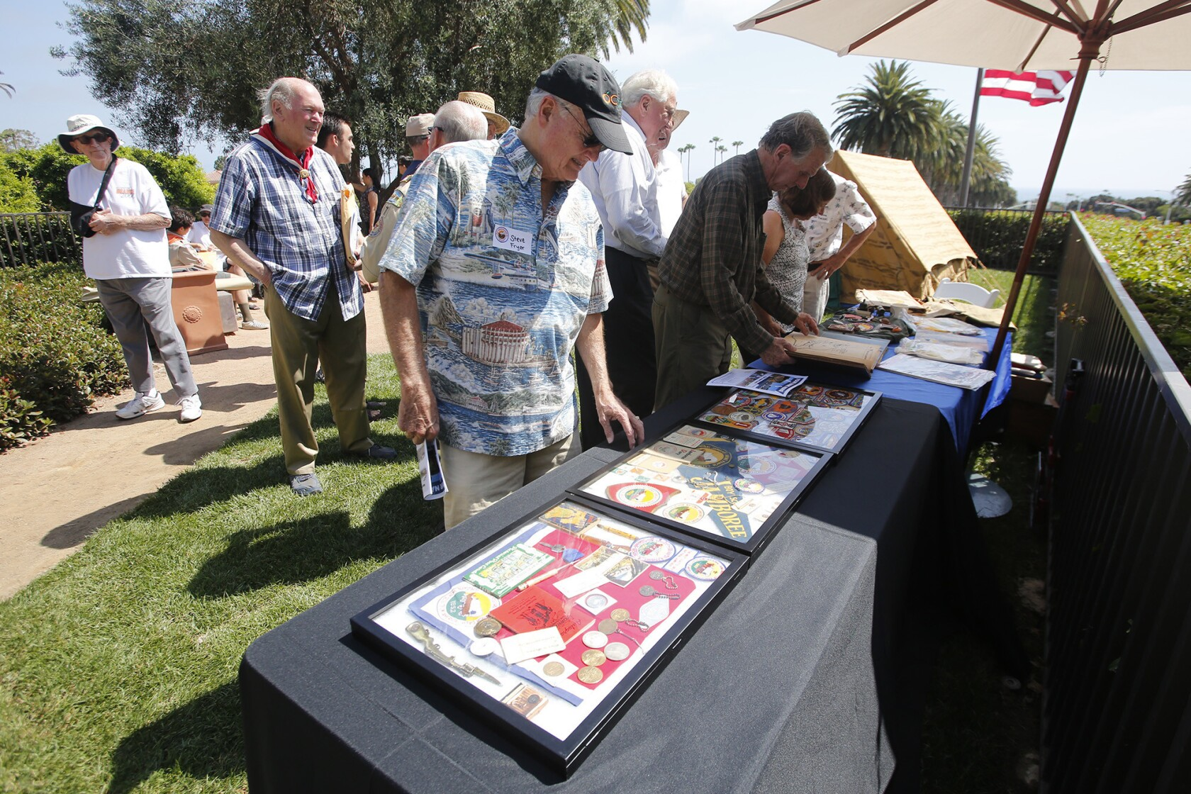 Once a Scout, always a Scout: 1953 Jamboree campers reunite