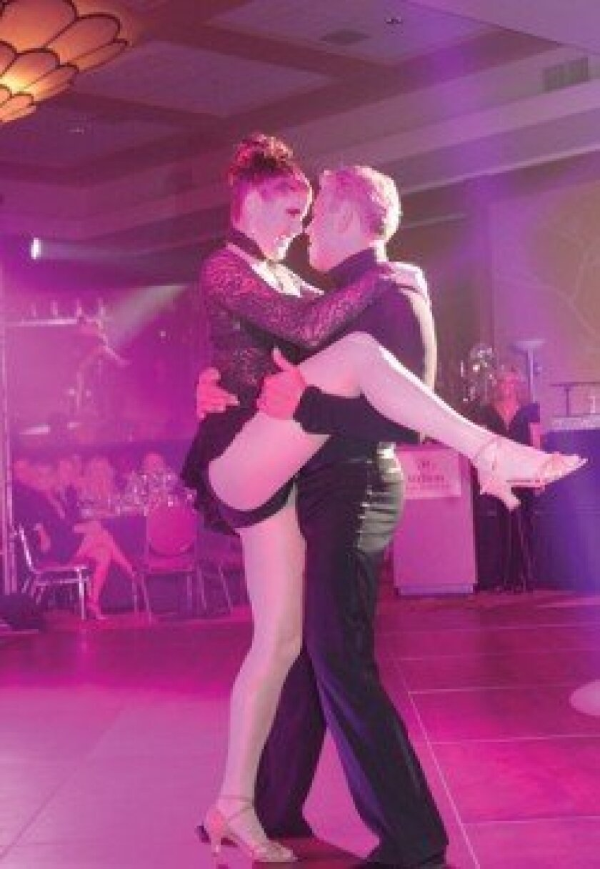 Feel the Beat: La Jolla Town Council hosts its own 'Dancing With The Stars' fundraiser.