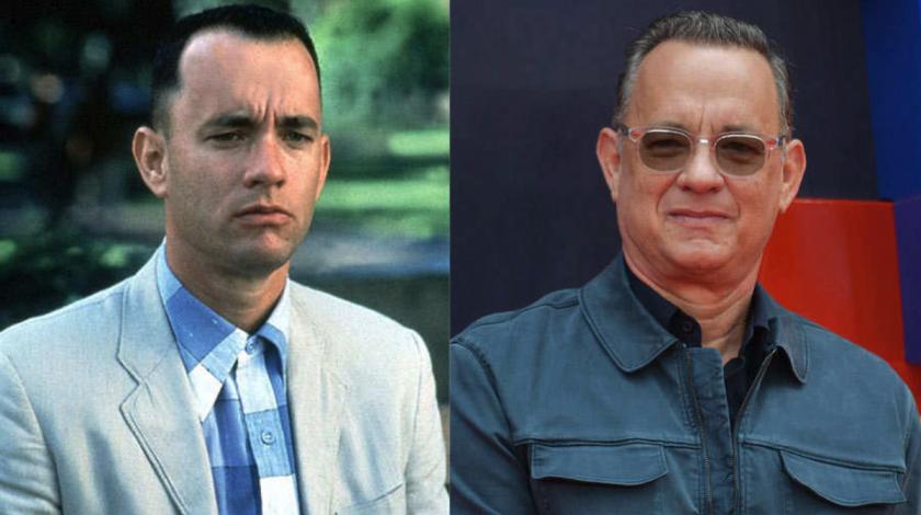 Tom Hanks le dio vida al protagonista, el entrañable Forrest Gump.