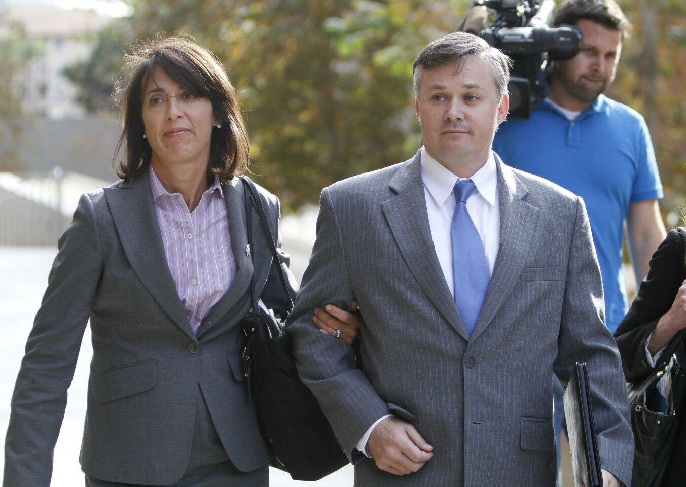 Navy bribery scandal