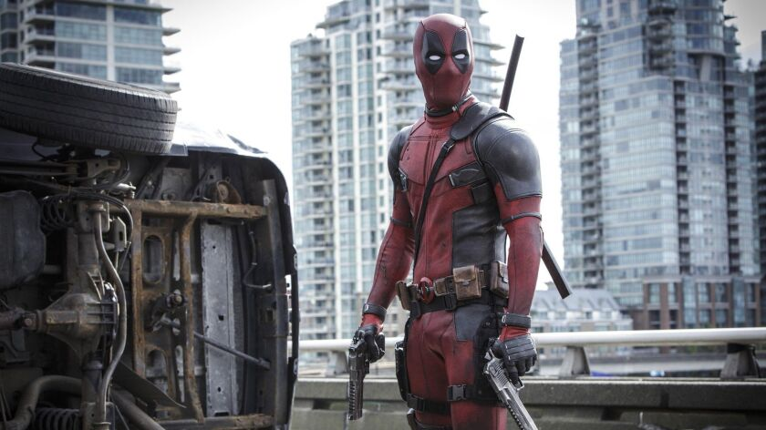 """Dragon Media was accused of facilitating the piracy of films such as 20th Century Fox's """"Deadpool."""""""