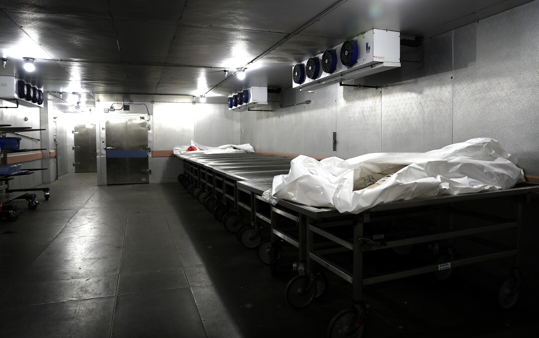 How organ and tissue donation companies worked their way into the morgue - Los Angeles Times