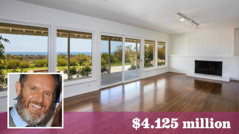 Emmy-winning producer Mark Burnett has bought another home in Malibu and put it up for lease at $9,000 a month.