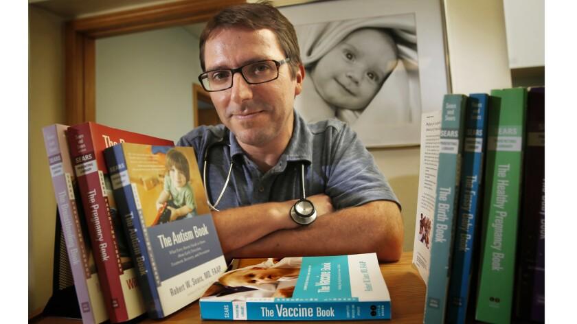 Dr. Robert Sears