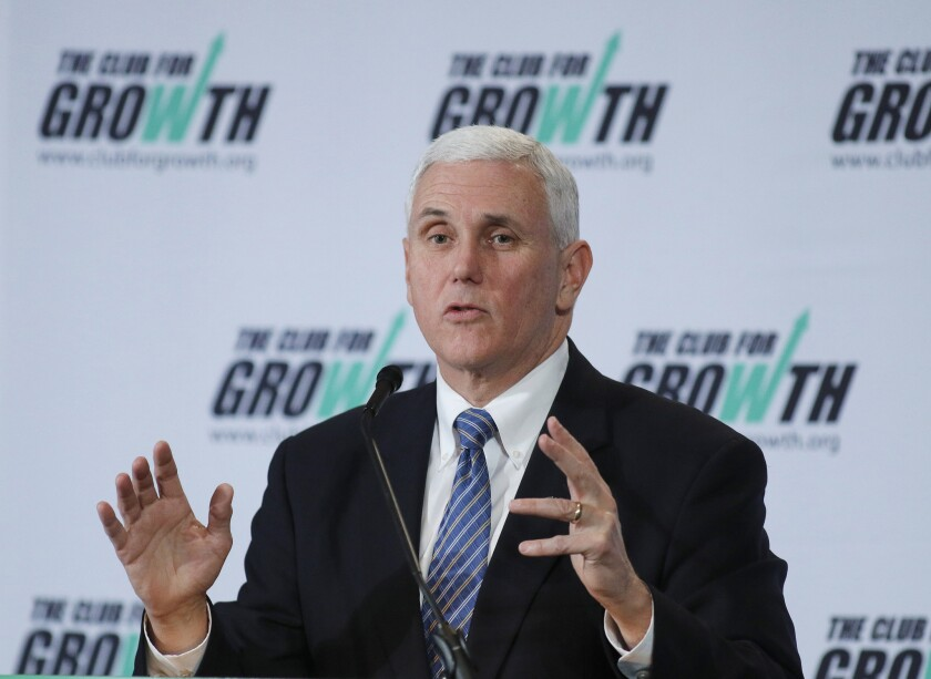Indiana Gov. Mike Pence may have put his state's growth at risk by signing a pro-discrimination law.