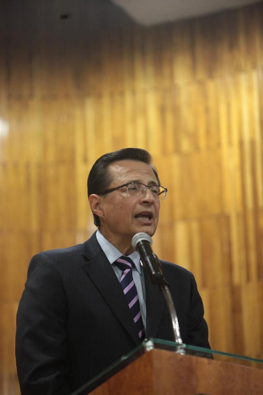 Roberto Tapia, director general de la Fundación Carlos Slim, dijo que aunque México ha sido pionero en políticas públicas de salud como el Seguro Popular, no ha logrado encaminar los recursos correctamente. EFE/Archivo