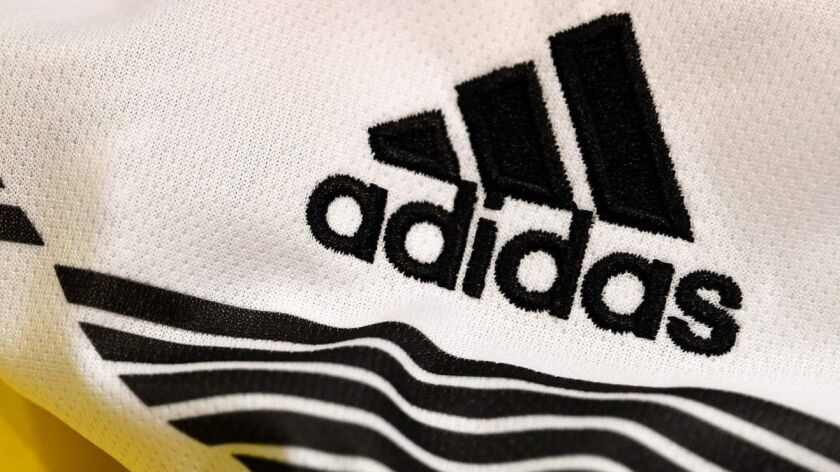 Adidas said leaked information includes customers' contact information, user names and encrypted passwords,