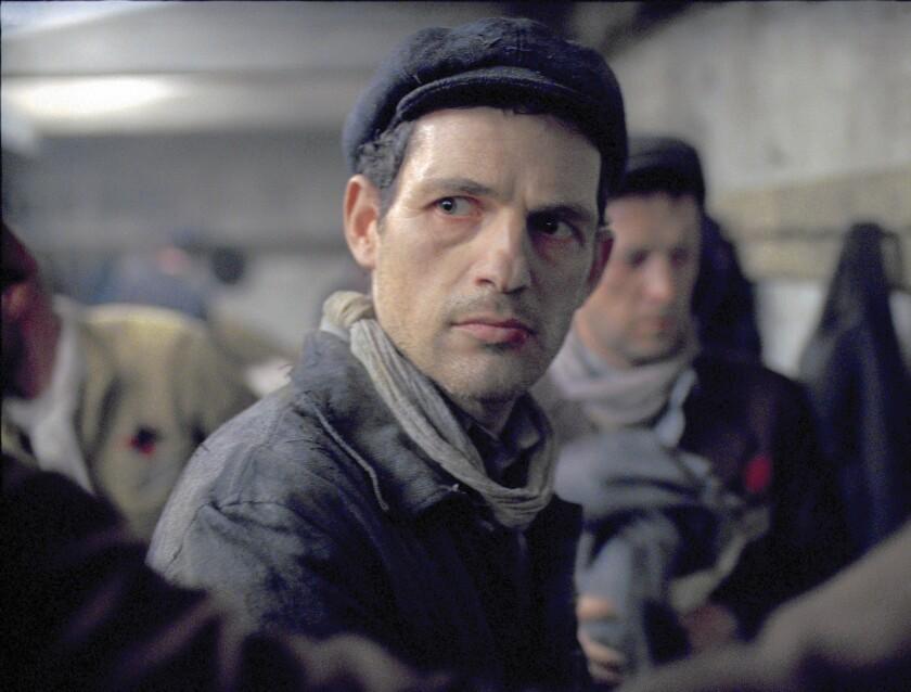 "Geza Rohrig in 'Son of Saul."""