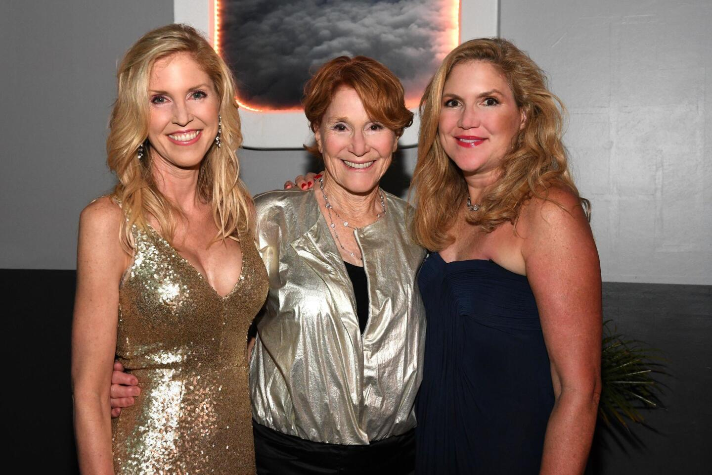 Nicole Hall, Judith Hall, Diana Hall Ferguson
