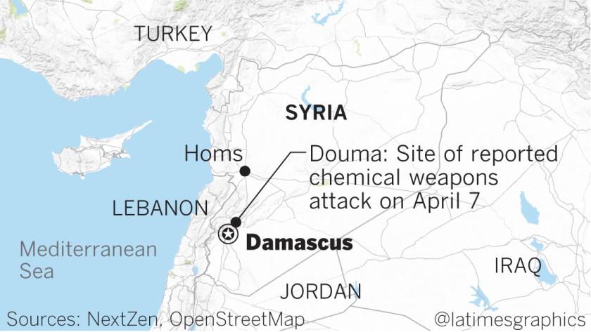 Strikes within Syria