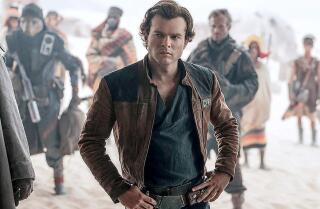 """Solo: A Star Wars Story"" review by Justin Chang"