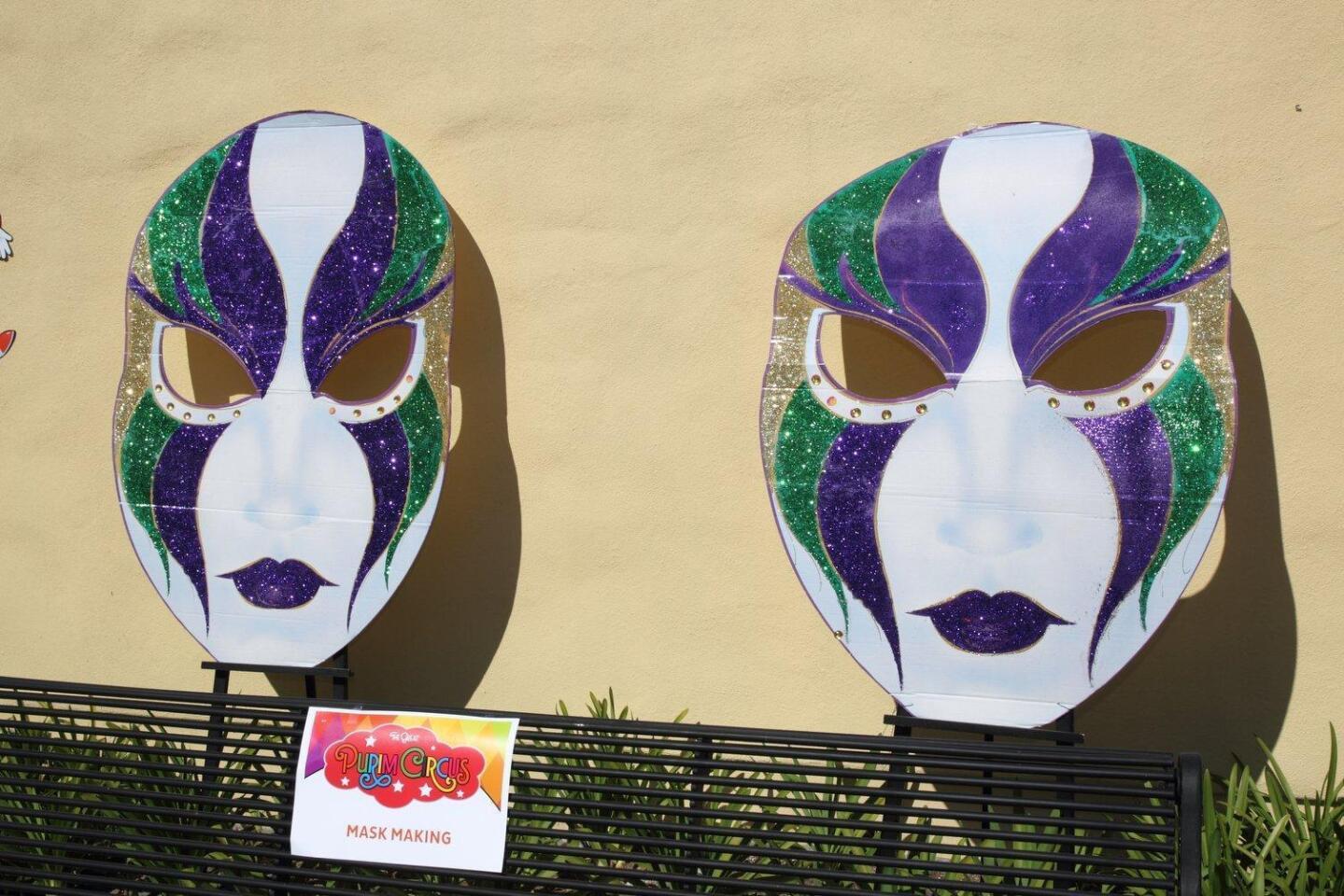 RSF Chabad Purim Carnival