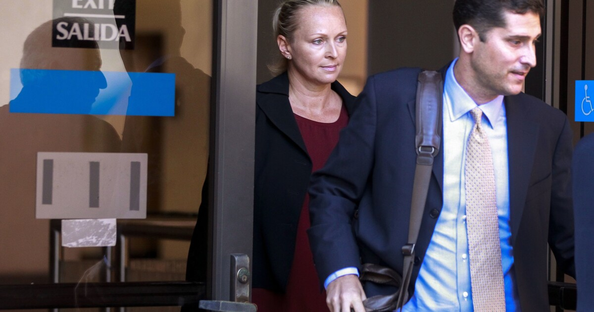 Lawyers for Margaret Hunter request eight months home confinement