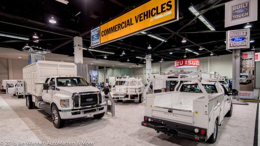 SOCAL Work Truck & Van Show