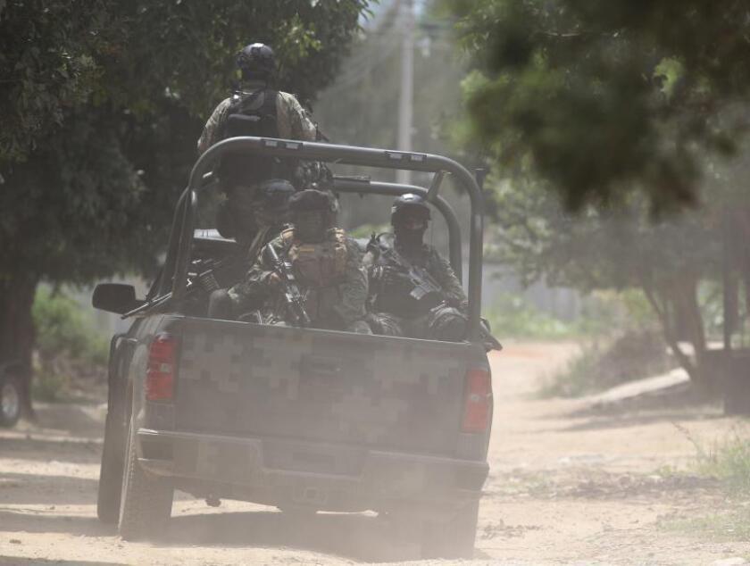 Se avizora guerra entre cárteles en estado mexicano de Michoacán