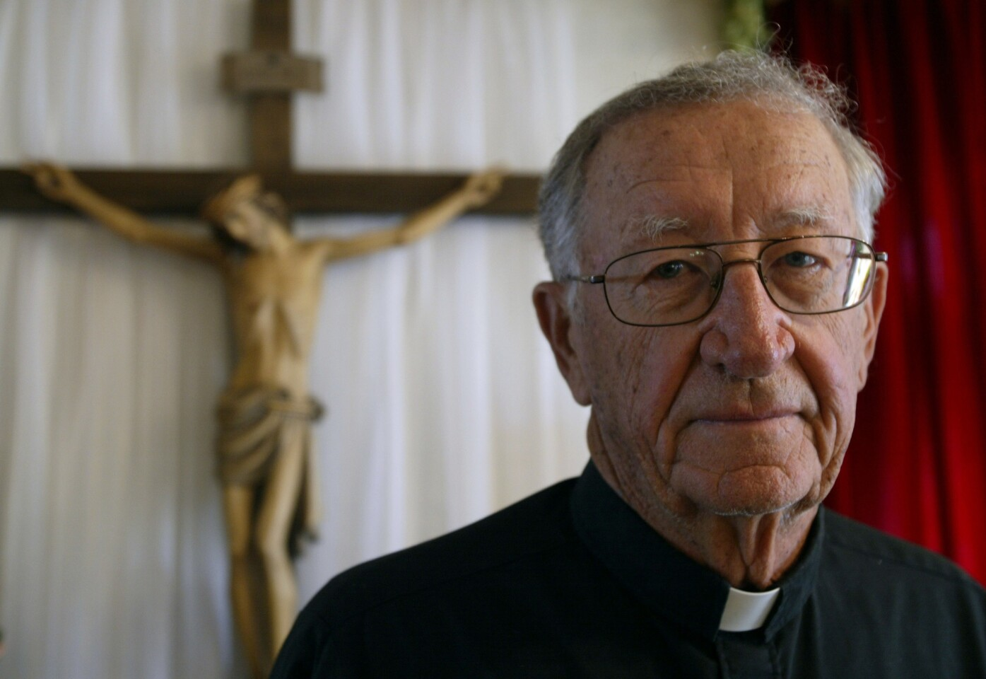 "Catholic Bishop Leroy Matthiesen believed that even convicted abusers had a place in the priesthood. ""We cannot in good conscience now wash them off our hands,"" he wrote in his book. When he met Father John Salazar, the priest had recently gotten out of prison in California and was staying at a church-run treatment center for accused abusers."