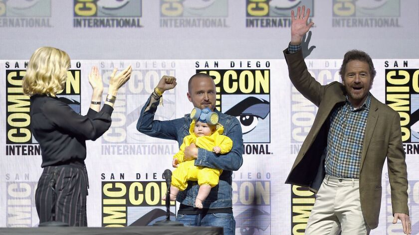 Comic-Con International 2018 - Breaking Bad 10th Anniversary Celebration