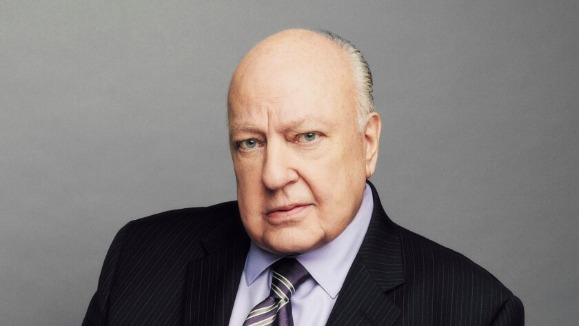 Roger Ailes, chairman and chief executive of Fox News