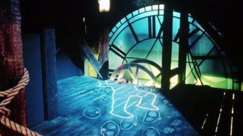 Sherlock Holmes and the Clocktower Mystery