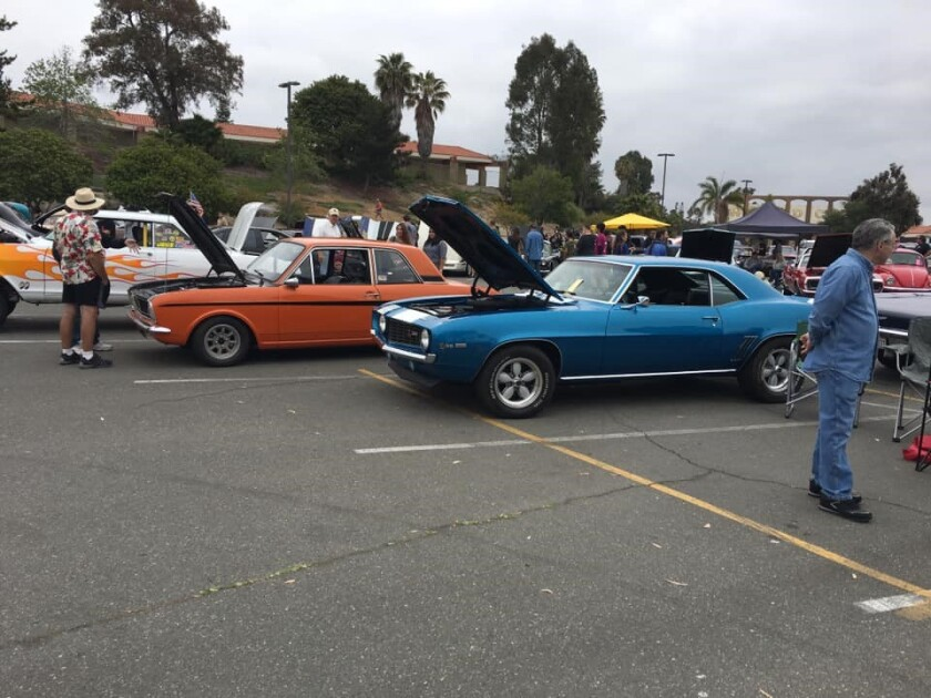 The Wildcat Run Car Show is set for May 18 at El Camino High School in Oceanside.