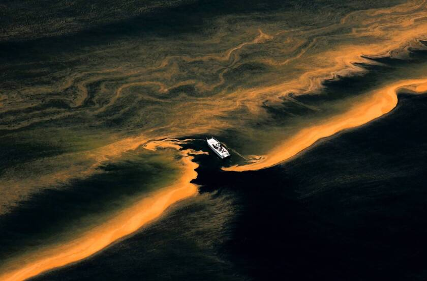 BP to pay $4-billion criminal fine in Deepwater Horizon spill