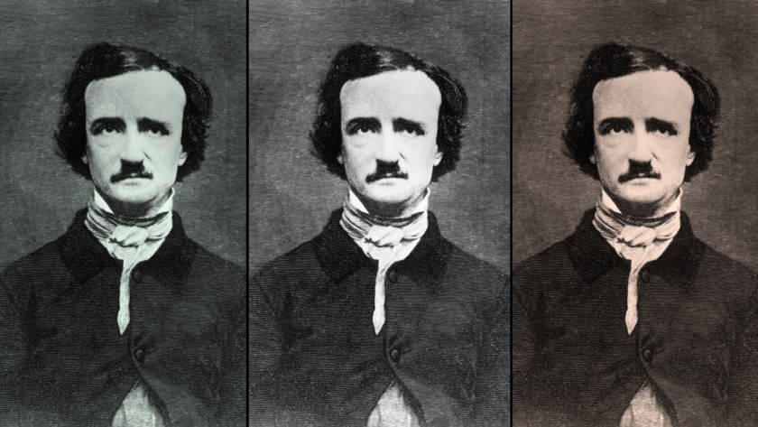 Edgar Allan Poe remains one of America's most enduring writers, 166 years after his mysterious death.