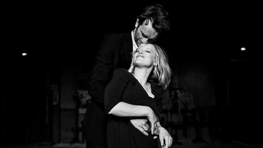Review: Pawel Pawlikowski's 'Cold War' is a stunning, white hot romance