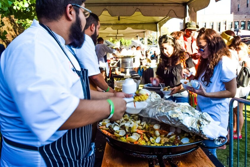No need totravel to Spain, San Diego will cure your paella fix.