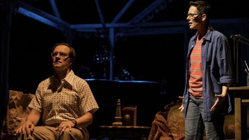 Review: San Diego Rep's 'Fun Home' a poignant, poetic story