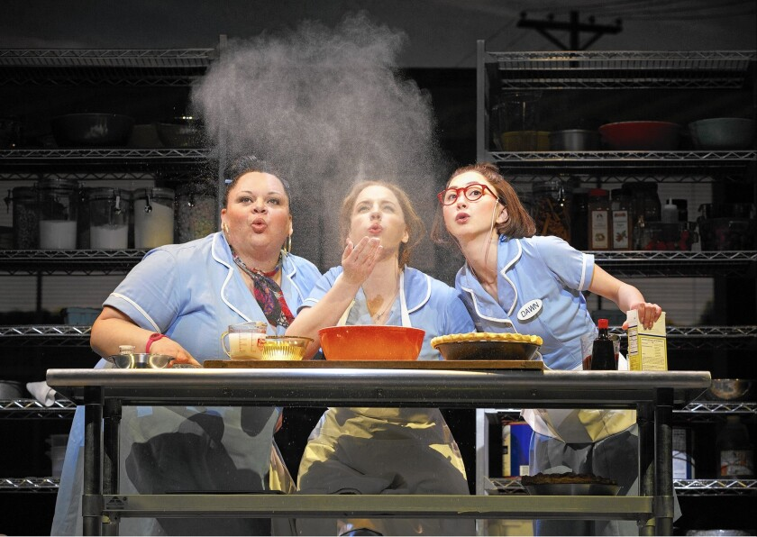 'Waitress' musical review