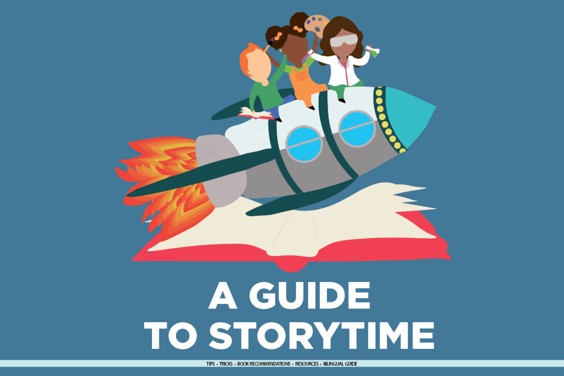 A guide to storytime