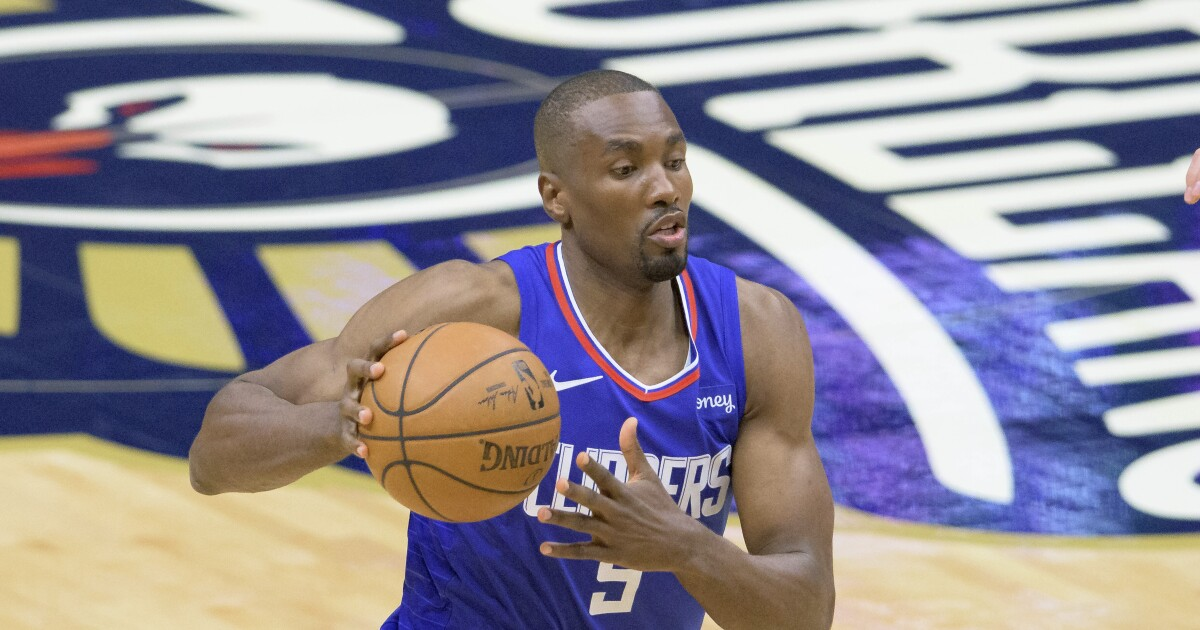 Clippers hopeful Serge Ibaka will return from injury this week